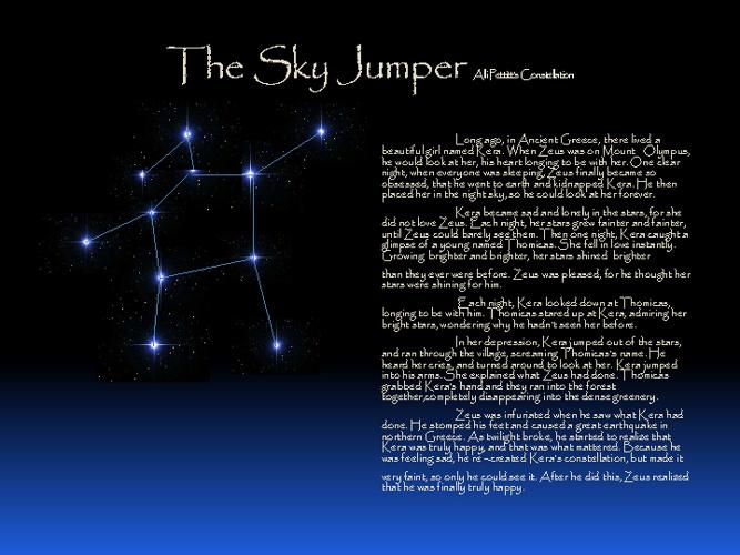 Homeroom 109 - Constellations