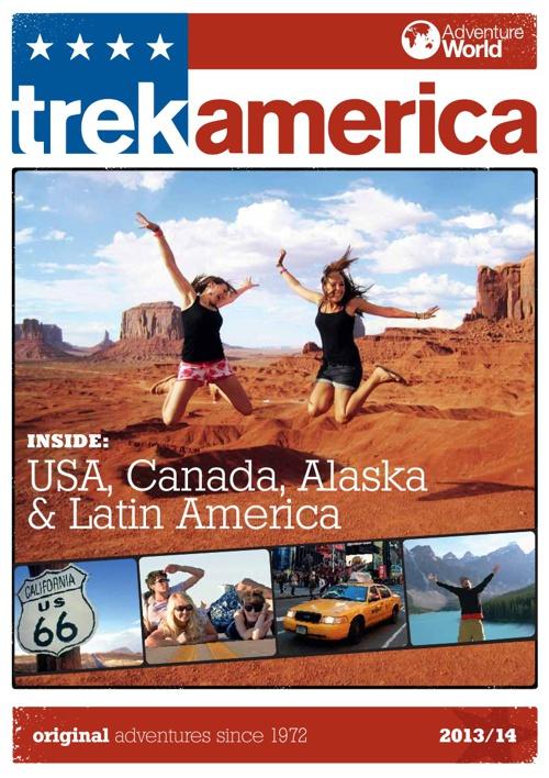 TrekAmerica Brochure