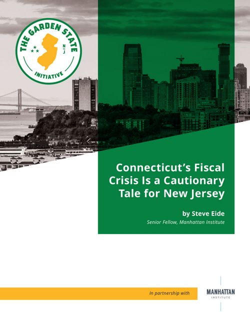 Connecticut Fiscal Crisis Is Cautionary Tale for New Jersey