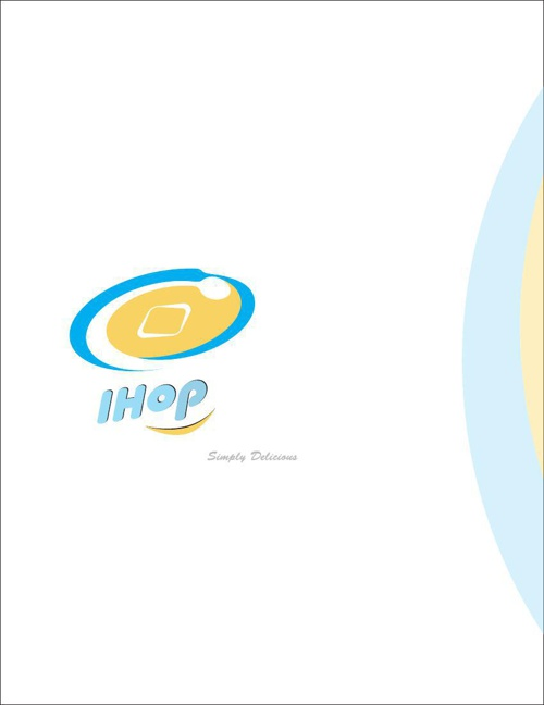 IHOP Manual Book (Student Project)