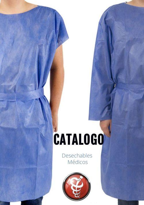 CATALOGO DESECHABLES MEDICOS