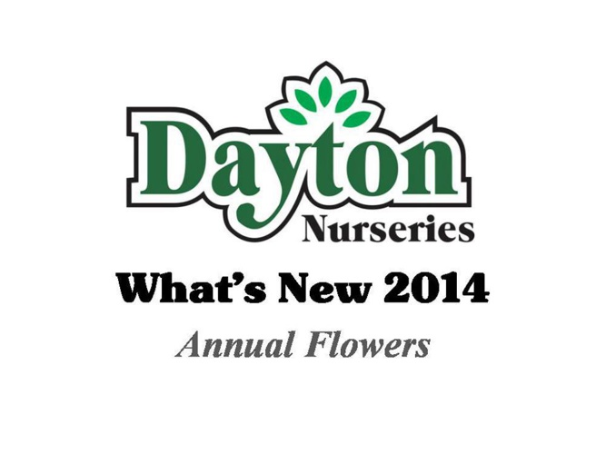 WhatsNew2014_Annuals
