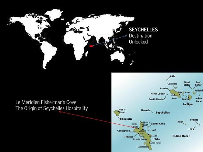 Le Meridien Fisherman's Cove - Presentation