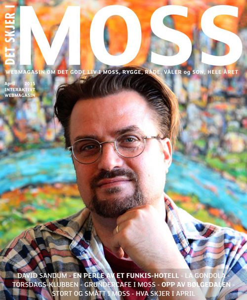 Det skjer i Moss webmagasinet april 2015