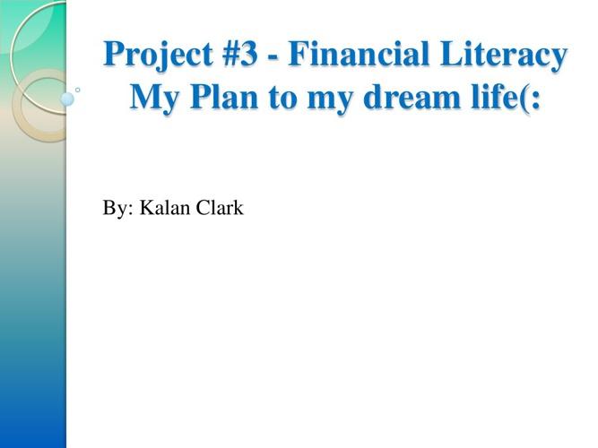 Dream Life Plan!