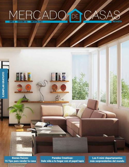 Revista Mercado de Casas Mayo - Junio
