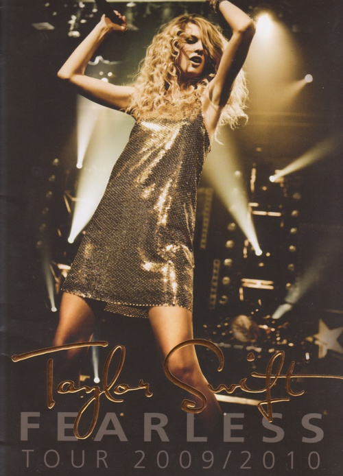 Fearless Tour Book