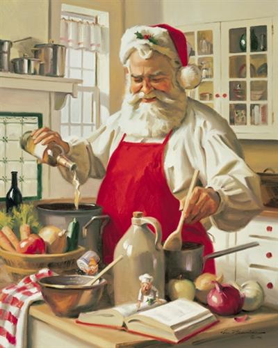 Recetario gastro navidad