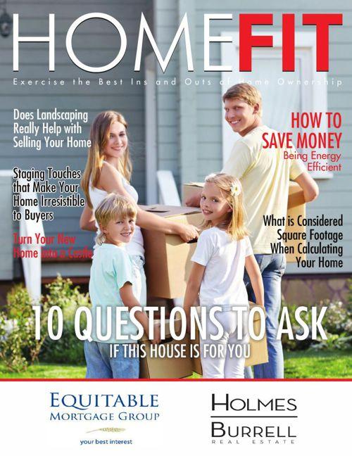 HomeFit Issue Four Danielle Pengelly
