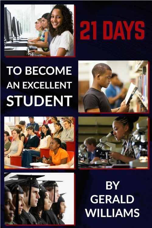 21 Days To Become an Excellent Student ( Day 1 Book Sampler)