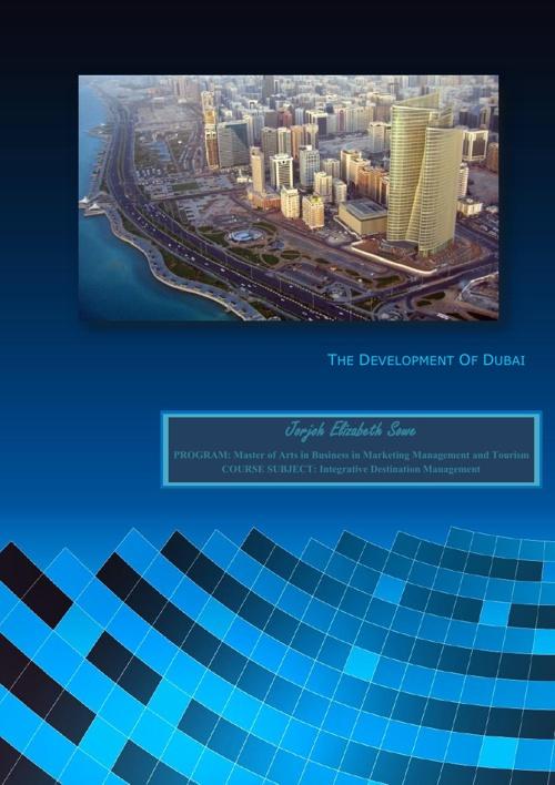 Dubai Destination Development