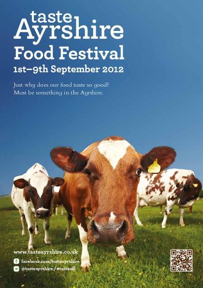 Taste Ayrshire Food Festival