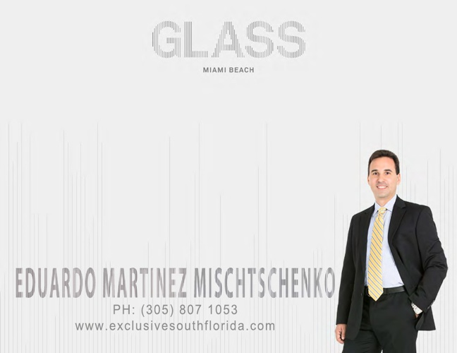 Glass Miami Beach Brochure