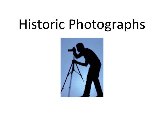 Historic Photographs