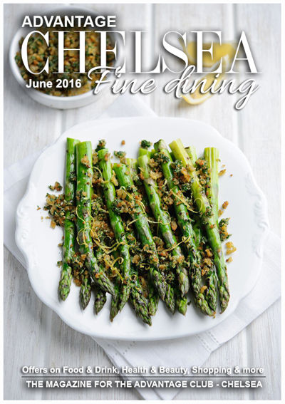 Advantage Chelsea Magazine Preview