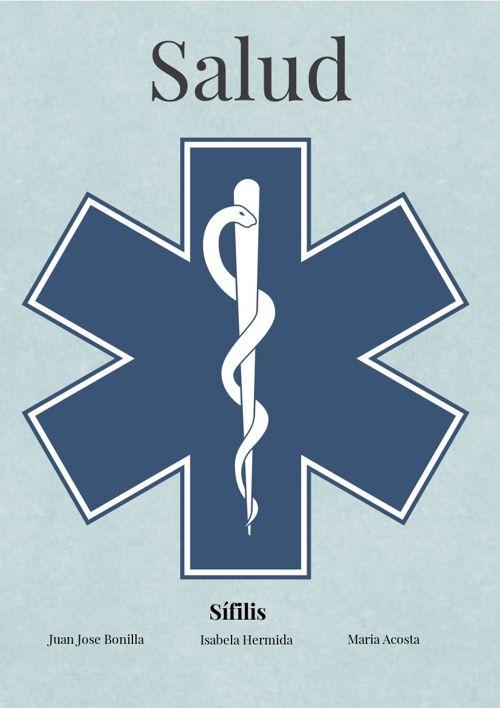 Revista Salud - Síifilis - Proyecto Health