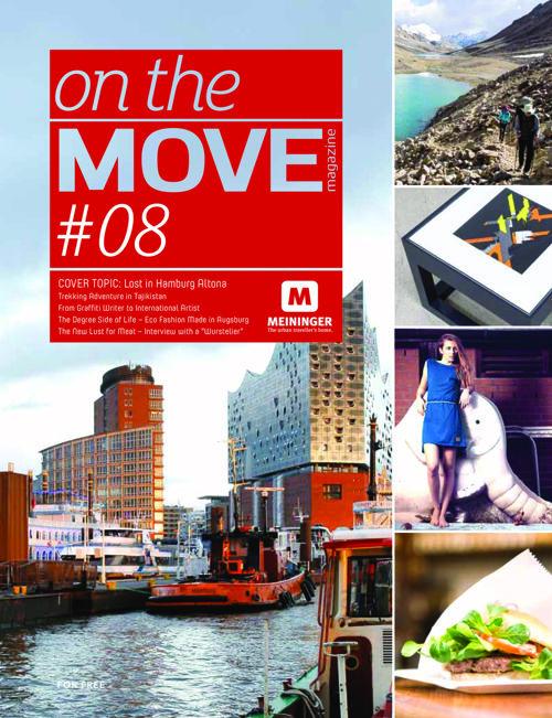 On The Move Magazine #08