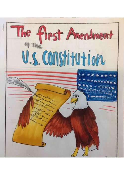 Constitution Comic Book Project