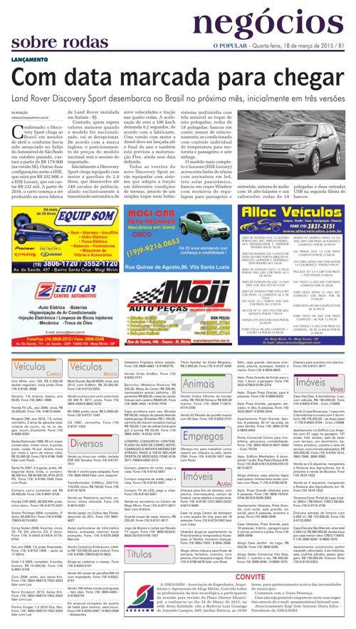 Edição 870 - 18-03-2015