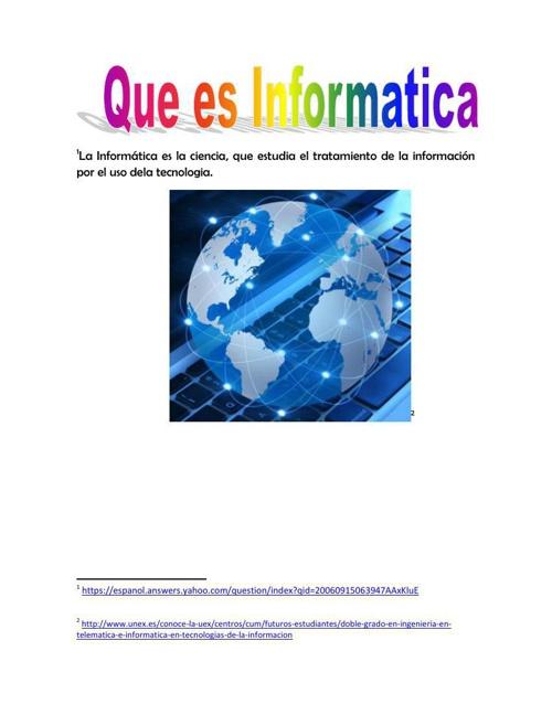 Definiciones ICT