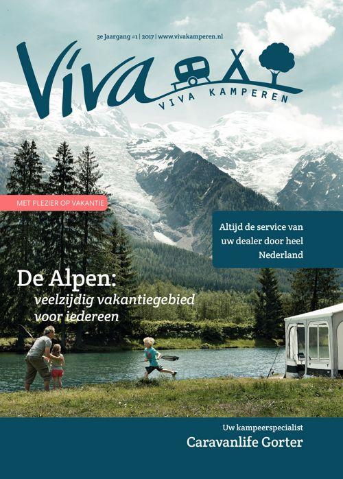 Viva Kamperen Magazine 2017