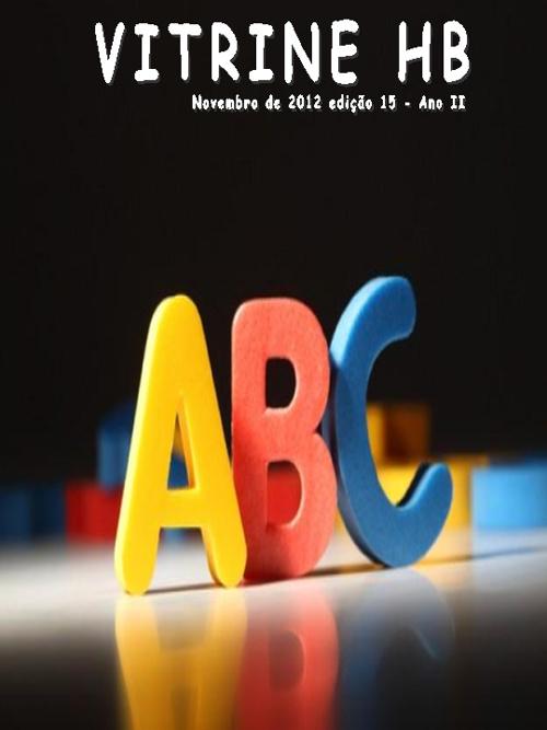 Revista Vitrine HB Edição de Novembro