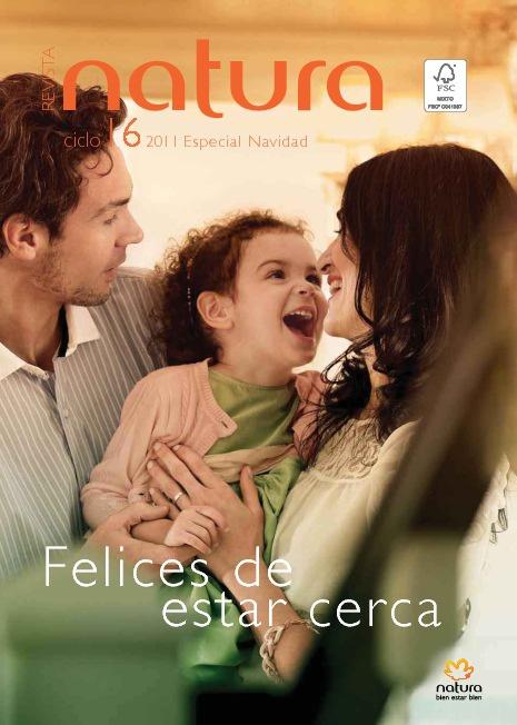 Catálogo Natura Ciclo 16