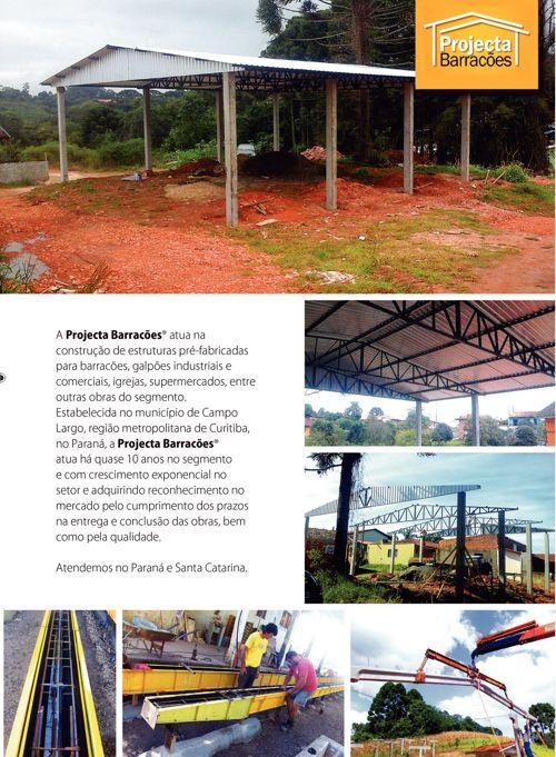 Projecta Barracões