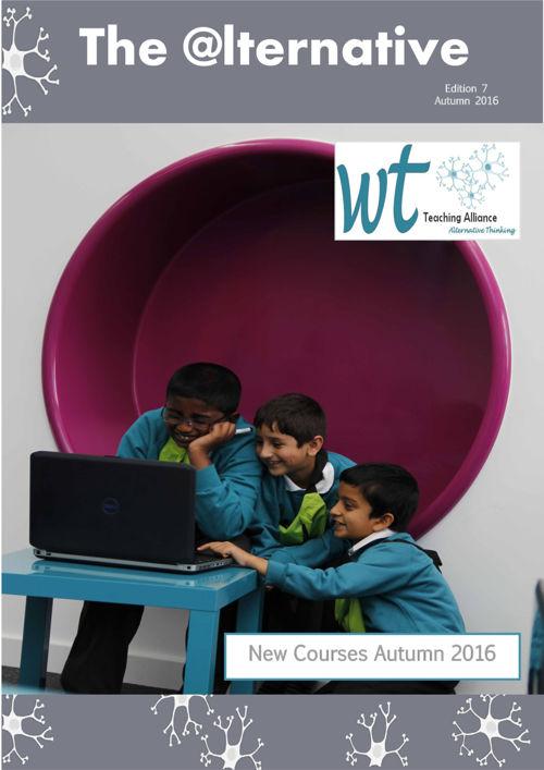 Teaching School Brochure AUTUMN 2016 ONLINE VERSION