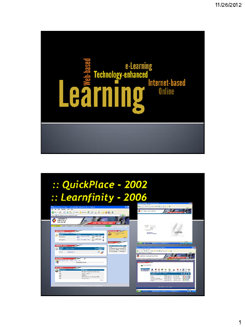 KML6083 Online Pedagogy