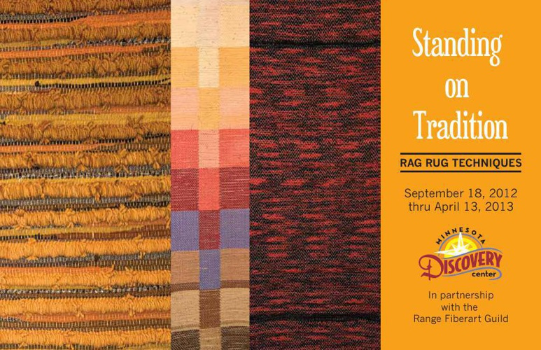 Standing on Tradition: Rag Rug Techniques Gallery Book