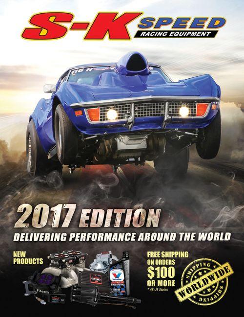 SK SPEED 2017 Catalog