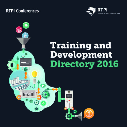 Training and Development Directory 2016