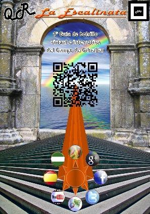 QR LA ESCALINATA - 1ª Guía virtual del Campo de Gibraltar