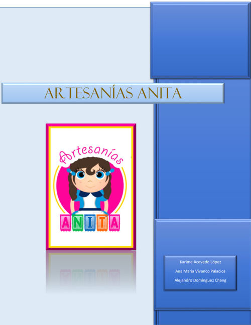 """Artesanías Anita"""