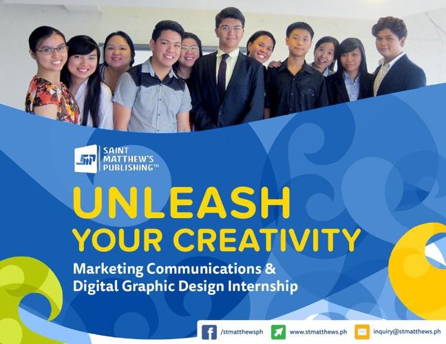 Marketing and Graphic Design Internships - STMPC