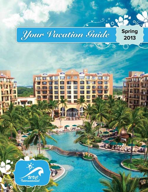 UVC Newsletter Spring 2013