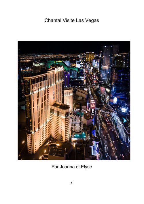Elyse & Joanna - Chantal Visite Las Vegas