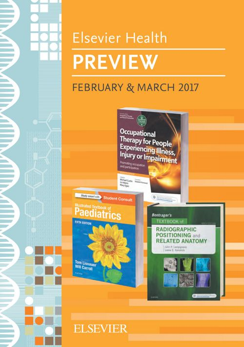 Elsevier Health Preview February and March 2017