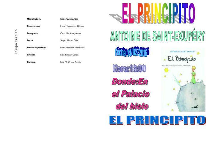 EL PRINCIPITO 2
