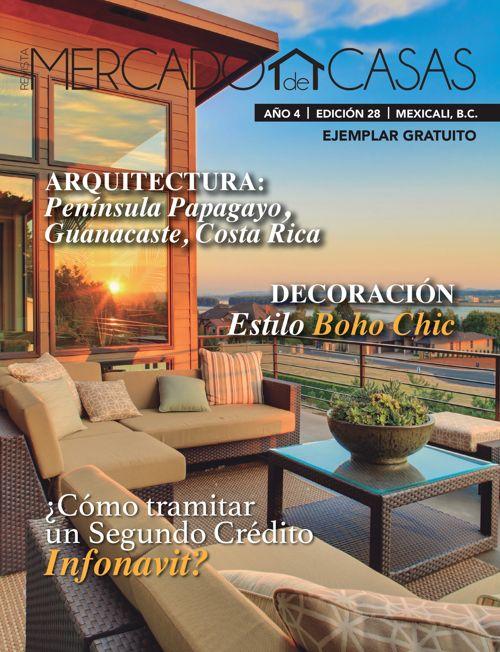 Revista Mercado de Casas -Edición Julio/Agosto 2017