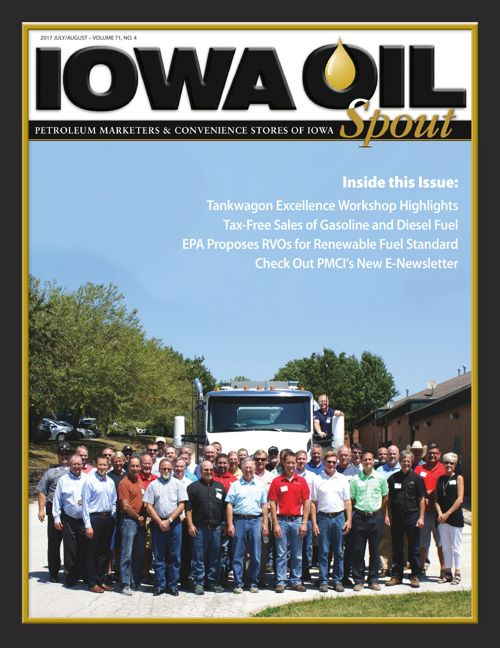 2017 Iowa Oil Spout Jul/Aug
