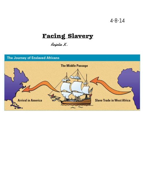 FacingSlavery