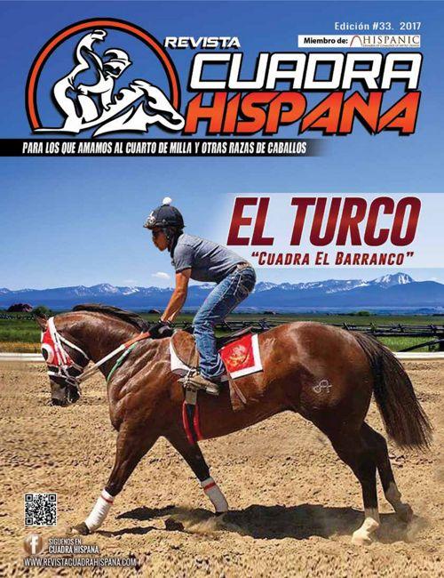 REVISTA CUADRA HISPANA ED#33-JULY 2017