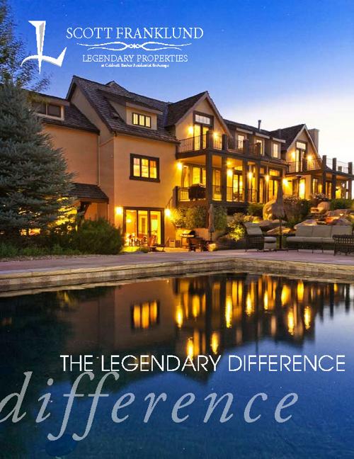Legendary Properties
