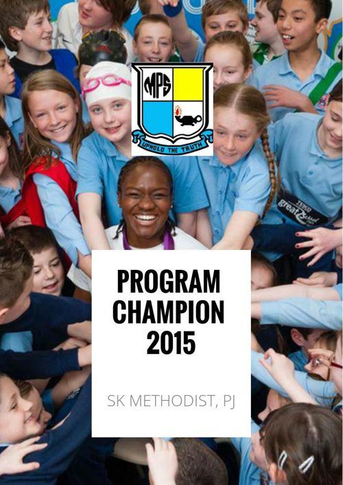 PROGRAM CHAMPION 2015