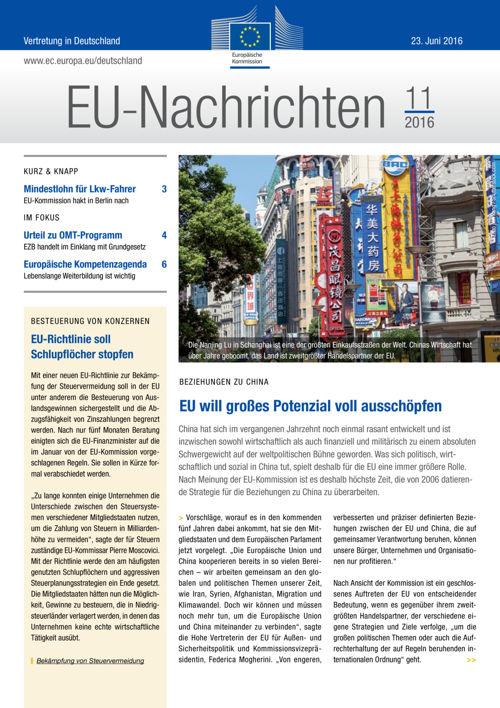 EU-Nachrichten #11