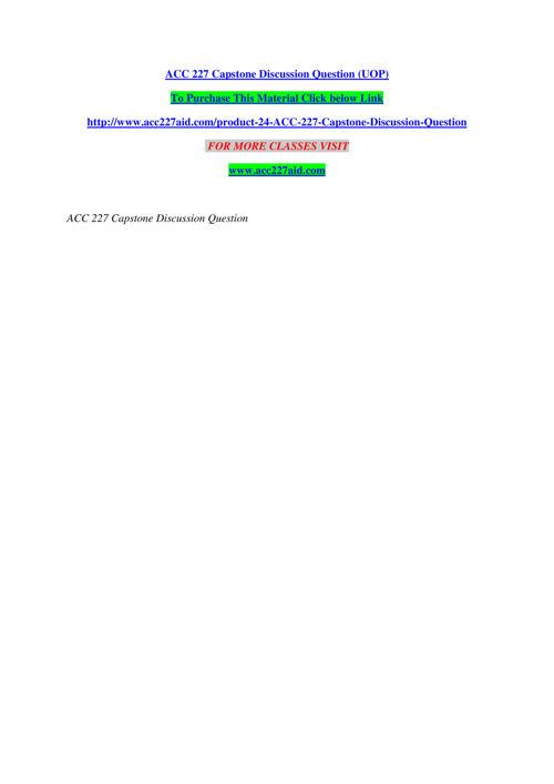 ACC 227 AID Dreams Come True/acc227aid.com