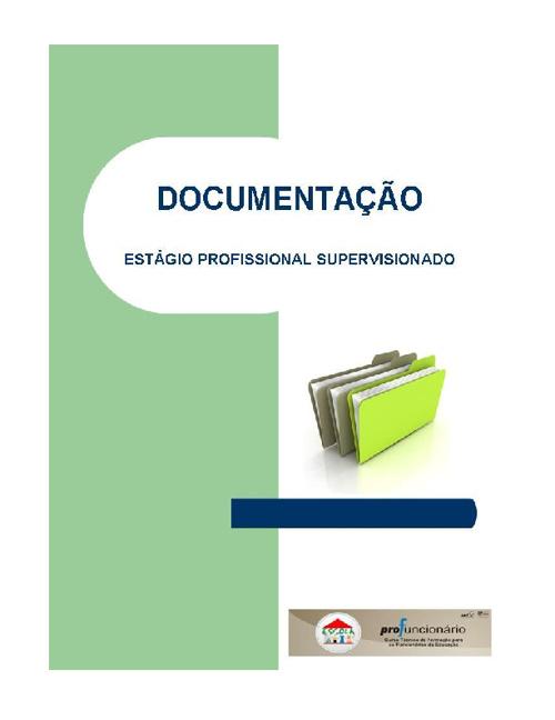 Documentação do estágio - PROFUNCIONÁRIO/BA