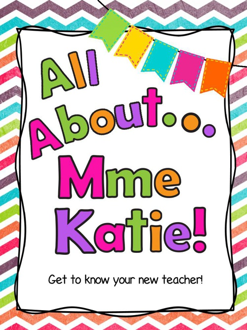 All About Mme Katie